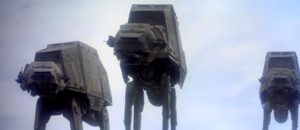 AT-AT Star Wars L'Impero Colpisce Ancora