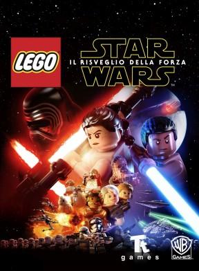 LEGO Star Wars il risveglio della forza cover