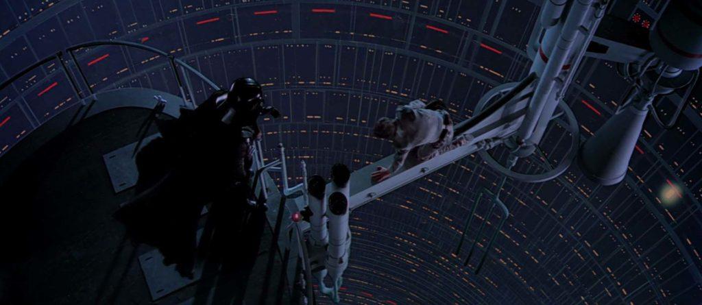 sequel david prowse critiche Star Wars L'Impero Colpisce Ancora Luke vs Darth Vader