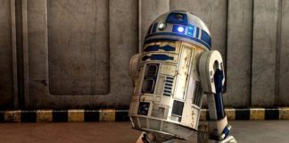 droide R2-D2 in Star Wars
