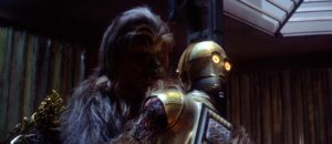 C3PO Chewbacca Star Wars