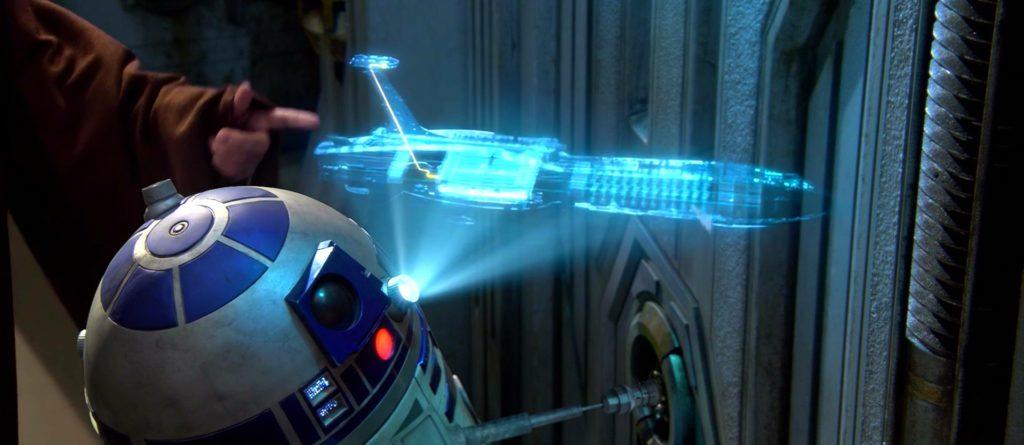 R2-D2 Star Wars la vendetta dei sith