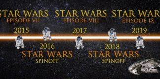 colin trevorrow futuro star wars 2020 trailer di episodio viii e programmazione futura