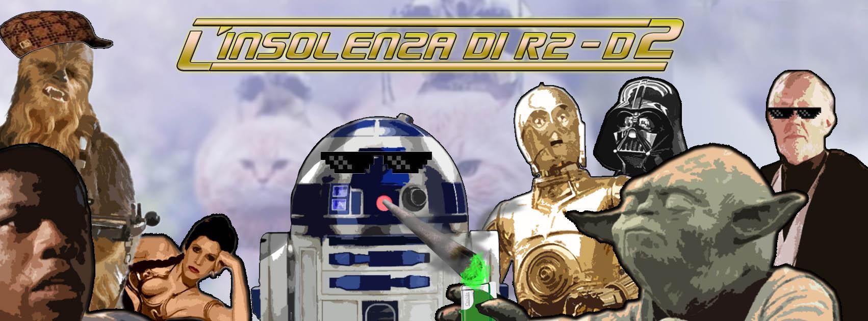 L'Insolenza di R2-D2 - Un sito insolente