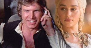 Emilia Clarke da Game of Thrones al cast di Star Wars con Han solo