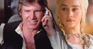 Emilia Clarke da Game of Thrones al cast di Star Wars con Han solo