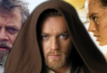 Obi-Wan kenobi spin-off di Star Wars