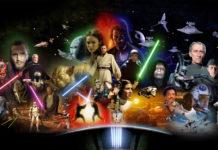 personaggi e la saga di Star Wars in chiaro su TV8
