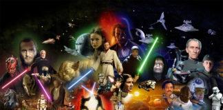 personaggi e la saga di Star Wars in chiaro su TV8 sky