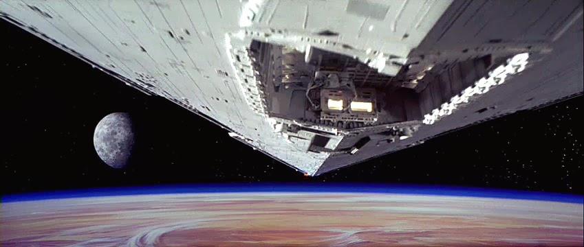 Primo incrociatore stellare star wars una nuova speranza