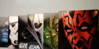 steelbook star wars saga in offerta