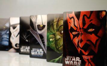 steelbook star wars saga in offerta