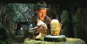 indiana jones harrison ford lost ark predatori dell'arca perduta