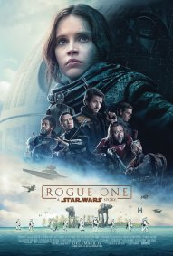 poster ufficiale rogue one a star wars story