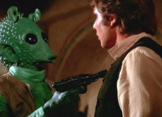 Han solo ha sparato prima a Greedo, Han shot first