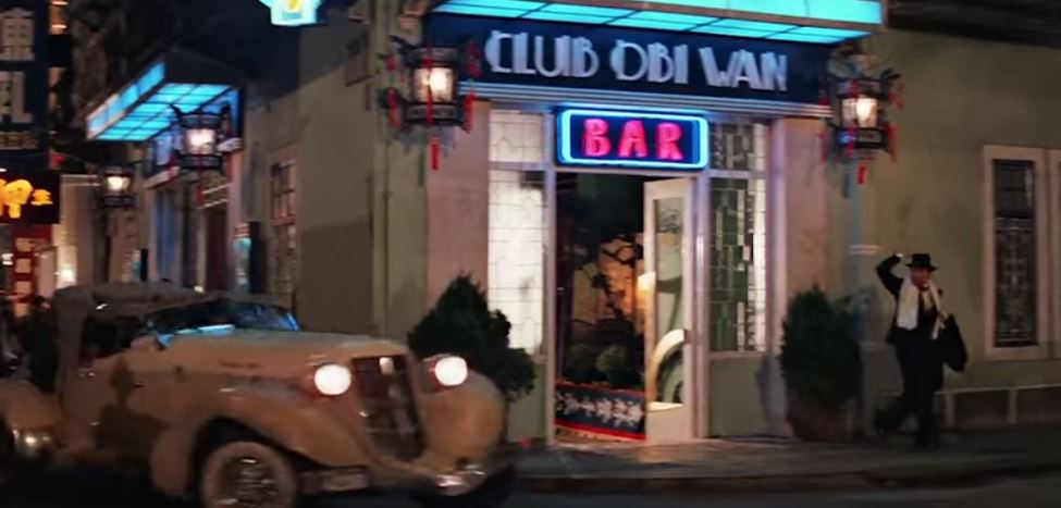 club obi wan locale shangai indiana jones