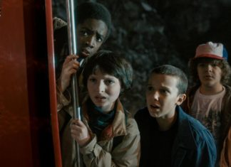 protagonisti stranger things riferimenti a star wars