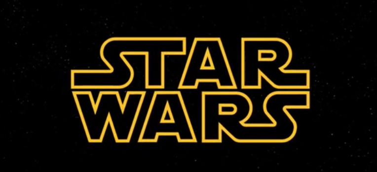 logo star wars titolo di testa jhon williams