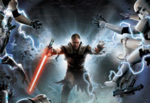 star wars force unleashed il potere della forza star killer gioco star wars