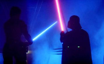 spada laser duello l'ipero colpisce ancora