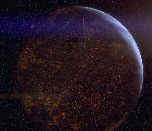terra asimov repubblica galattica pianeti simili città spazio pianeta coruscant