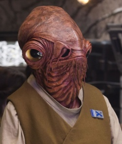 ammiraglio ackbar it's a trap in star wars