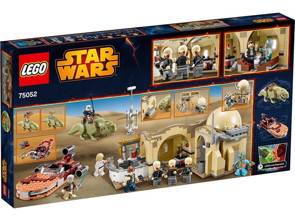 cantina mos eisley set lego star wars regali perfetti