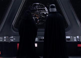 vader e sidious la petizione e i costi per costruire la morte nera di Star Wars