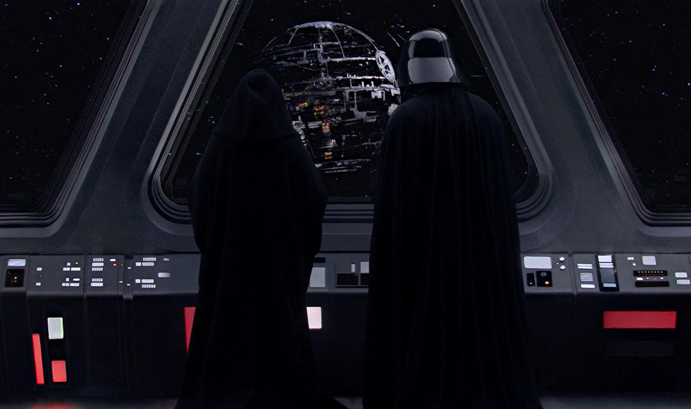sidious la petizione e i costi per costruire la morte nera di Star Wars