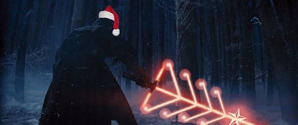 Kylo ren spada laser natale