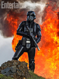 death troopers fire fuoco star wars rogue one