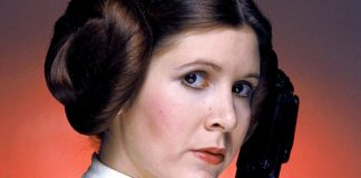 script carrie fisher in episodio IX principessa disney leia organa star wars trilogia originale sky cinema