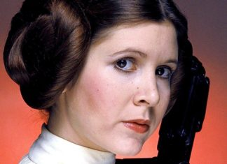 donna script carrie fisher in episodio IX principessa disney leia organa star wars trilogia originale sky cinema