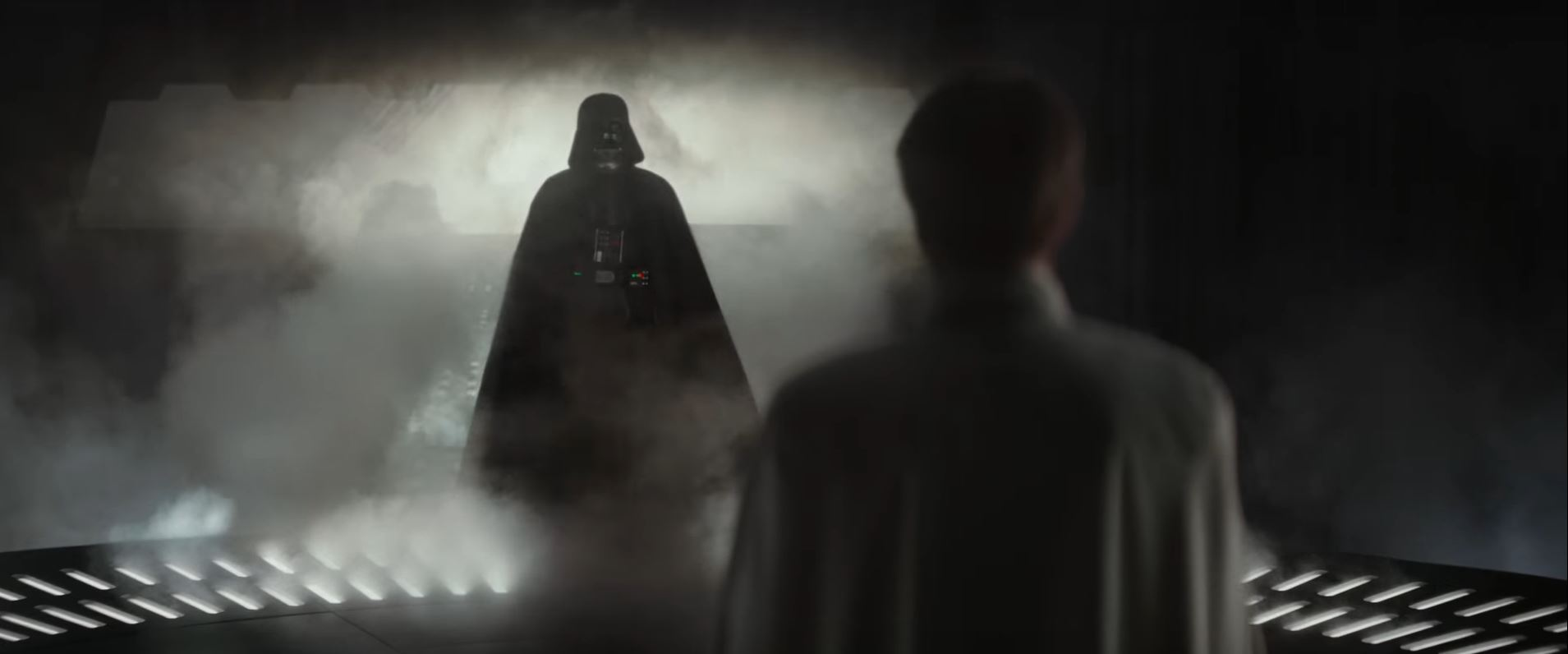 darth vader rogue one a star wars story trailer finale scena