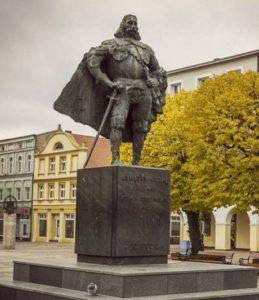 statua Jakub Wejher darth vader