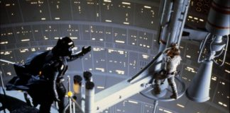 errore episodio v il segreto di star wars nella frase io sono tuo padre