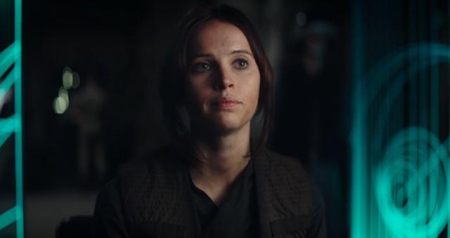 scene dei trailer non presenti in rogue one star wars