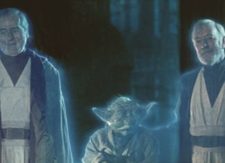 a christmas carol in versione star wars