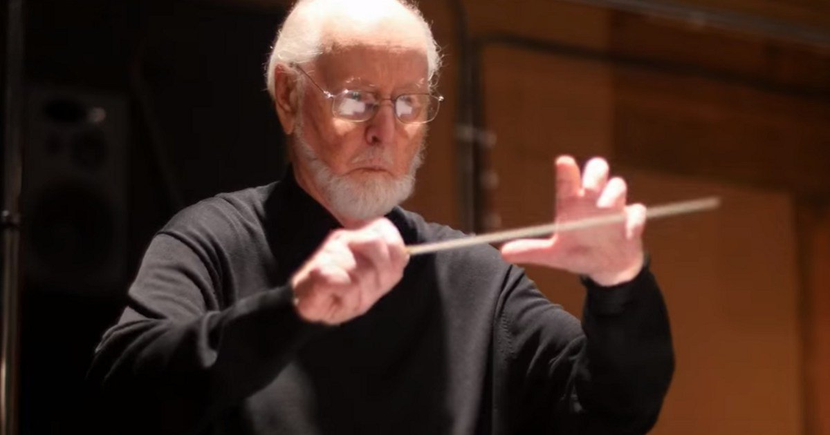 il maestro John williams non ha mai visto star wars colonna sonora