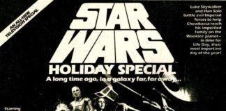 the star wars holiday special copertina pubblicità