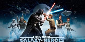 star wars galaxy of heroes gioco ea mobile android ios