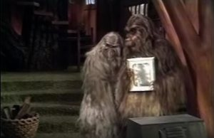chewbacca famiglia holiday special star wars