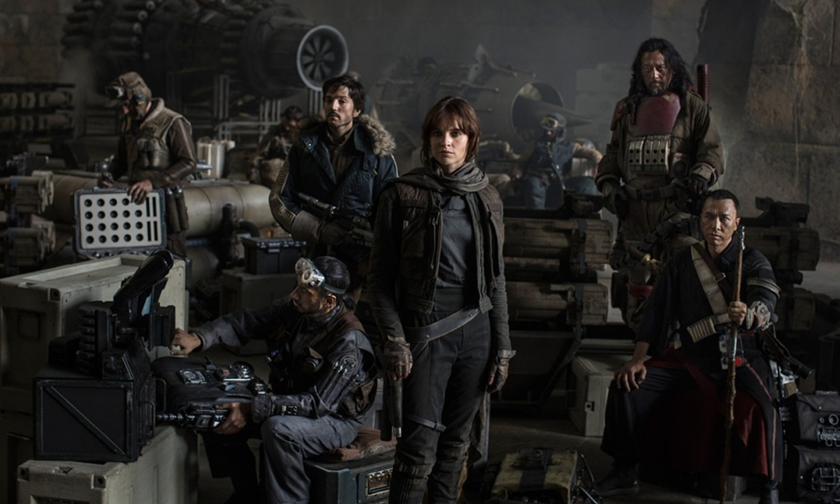 recensione rogue one film cupo star wars spin-off