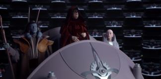 vittoria e fiducia in sidious pone fine della repubblica galattica star wars
