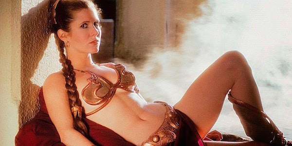 5 curiosità della principessa Leia star wars