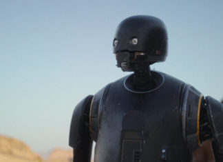 droide K-2SO in rogue one star wars