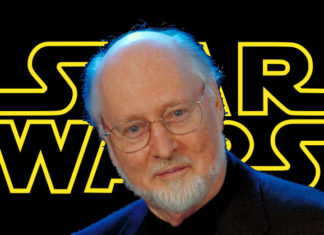 il maestro john williams colonna sonora di star wars episodio VIII