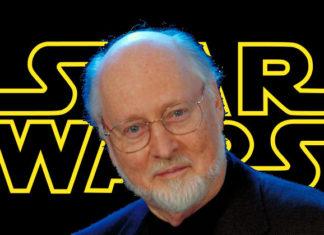 il maestro john williams colonna sonora di star wars episodio VIII