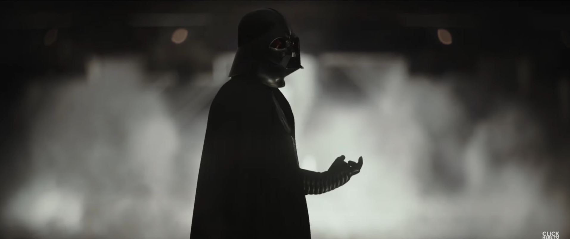 han solo rogue one a star wars story trailer darth vader