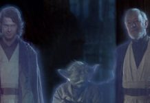 anakin fantasmi di forza star wars